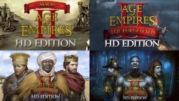 世紀帝國2 HD