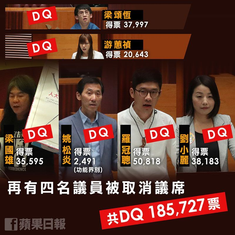 DQ議員